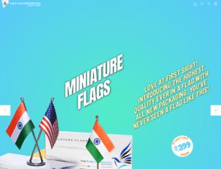 theflagcorp.com screenshot
