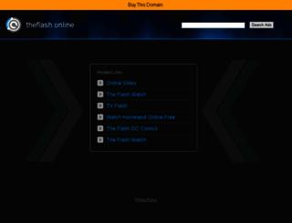 theflash.online screenshot