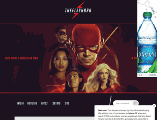 theflashbr.com screenshot