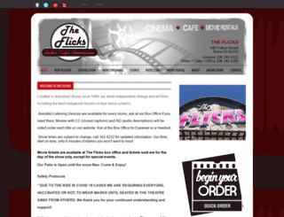 theflicksboise.com screenshot