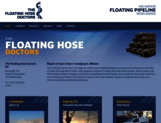 thefloatinghosedoctors.com screenshot