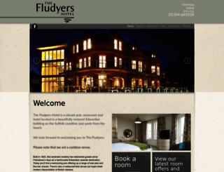 thefludyers.co.uk screenshot