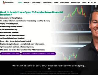 theforextradingcoach.com screenshot