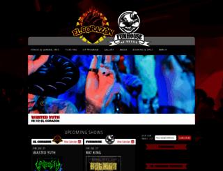 thefunhouseseattle.com screenshot