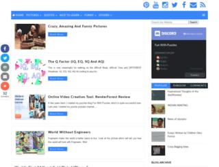 thefunlearning.com screenshot