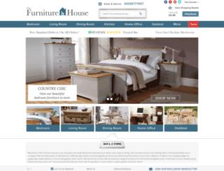 thefurniturehouse.co.uk screenshot