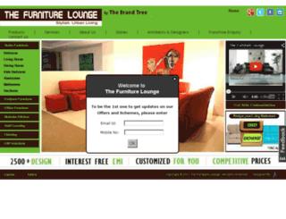 thefurniturelounge.com screenshot