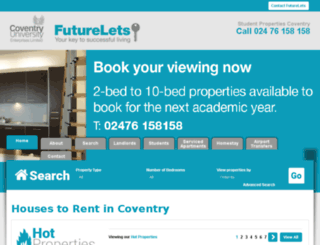 thefuturelets.org.uk screenshot