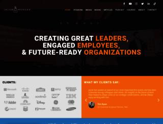 thefutureorganization.com screenshot