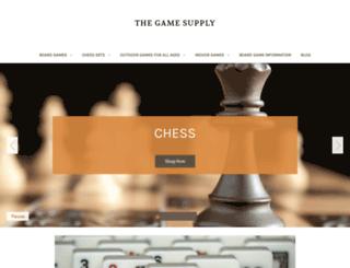 thegamesupply.com screenshot