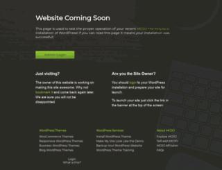 thegcu.org screenshot