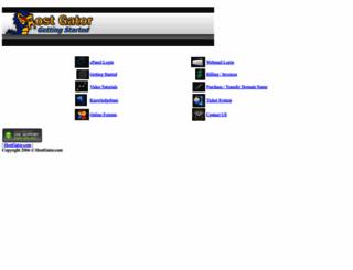 thegentlementor.com screenshot