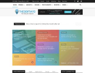 thegioimang.org screenshot