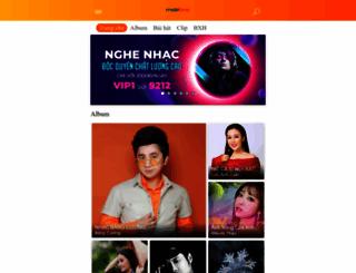 thegioinhac.vn screenshot