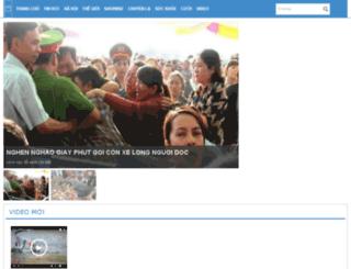 thegioitinviethay.com screenshot