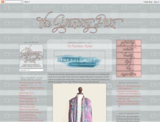 thegiveawaydiva.blogspot.com screenshot