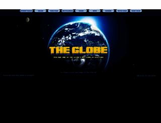 theglobe.org screenshot