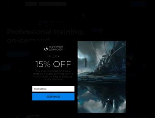 thegnomonworkshop.com screenshot