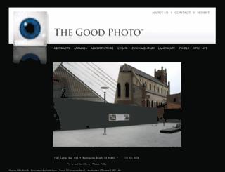 thegoodphoto.com screenshot