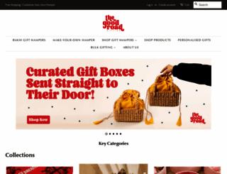 thegoodroad.in screenshot