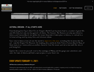 thegoondocks.org screenshot