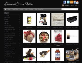 thegourmetgrocer.com.au screenshot