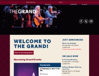 thegrandwilmingtonde.org screenshot