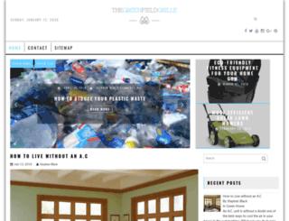 thegreenfieldgrille.com screenshot