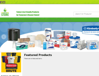 thegreenwaystore.com screenshot