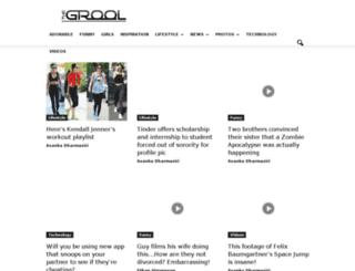 thegrool.com screenshot
