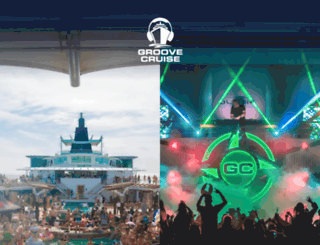 thegroovecruise.com screenshot