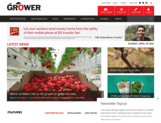 thegrower.org screenshot