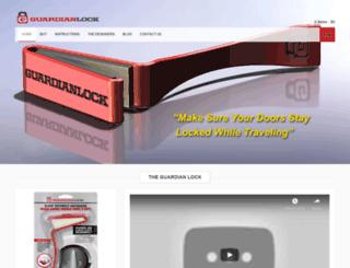 theguardianlock.com screenshot
