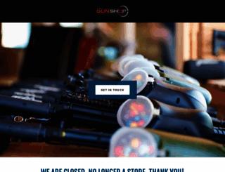thegunshop.com screenshot