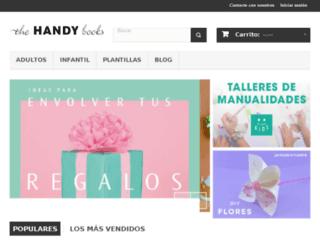 thehandybooks.com screenshot