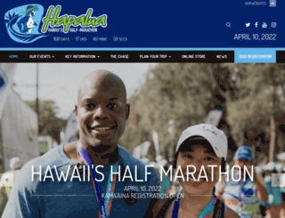 thehapalua.com screenshot