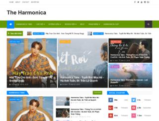theharmonica.blogspot.com screenshot