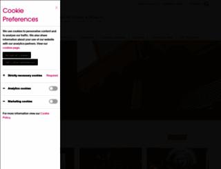 theherbert.org screenshot