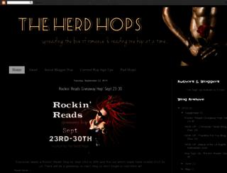 theherdhops.blogspot.com screenshot