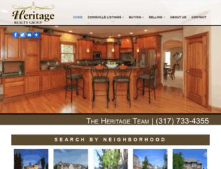 theheritageteam.com screenshot