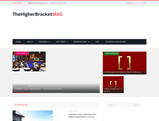thehigherbracket.com screenshot