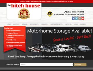 thehitchhouse.com screenshot