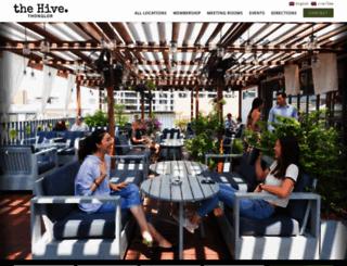 thehive.co.th screenshot