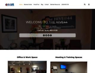 thehive44.com screenshot
