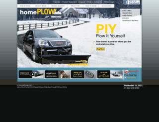 thehomeplow.com screenshot
