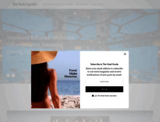 thehotelguide.com screenshot