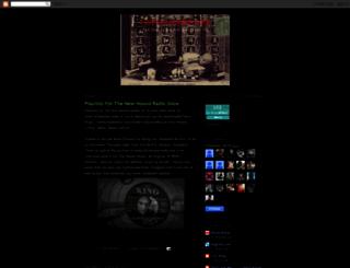 thehoundblog.blogspot.com screenshot