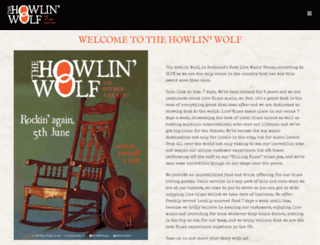 thehowlinwolf.co.uk screenshot
