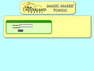 thehub.offtoneverland.com screenshot
