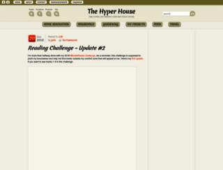 thehyperhouse.com screenshot